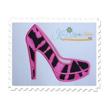 High Heel Applique1