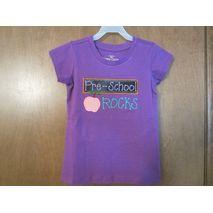 Pre-School Rocks stitched by Kathy Trammel