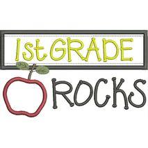 1st Grade Rocks Snap Shot