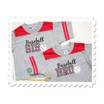 Baseball SIS and Basebal BRO Samples
