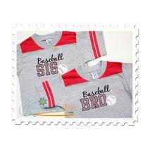 Baseball SIS and Basebal BRO Samples