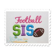 Football SIS 4x4 Satin