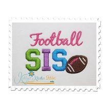 Football SIS 4x4 Satin
