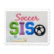 Soccer SIS 4x4 Satin