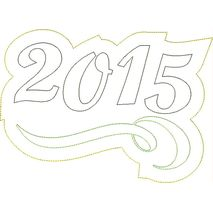 2015 Distressed Applique Snap Shot