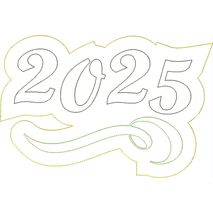 2025 Distressed Applique Snap Shot