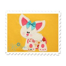 Baby Bunny Applique