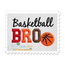 Basketball BRO 4x4 Satin