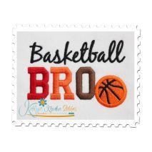 Basketball BRO 4x4 Satin