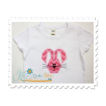 Funny Bunny Applique Tee