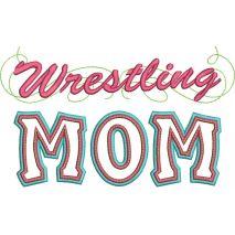 Wrestling Mom Snap Shot