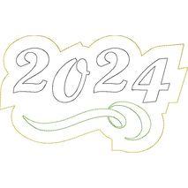 2024 Distressed Applique Snap Shot