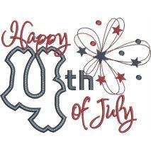 Happy 4th of July Snap Shot