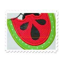 Any Watermelon Applique Close Up
