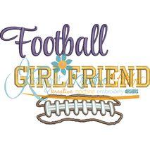 Football Girlfriend Snap Shot