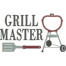 Grill Master (5x7 and 6x10) Snap Shot