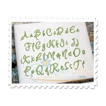 Inspiration Font (1 inch Shown)