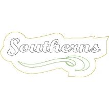 Southerns Distressed Applique Snap Shot