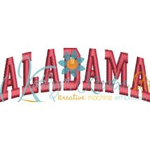 Alabama Arched 4x4 Satin Snap Shot