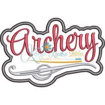 Archery Script 2017 Snap Shot