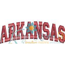 Arkansas Arched 4x4 Satin Snap Shot