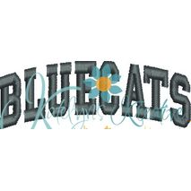 Bluecats Arched 4x4 Satin Snap Shot