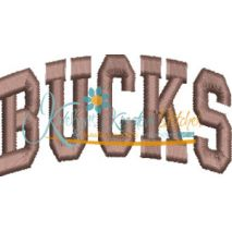 Bucks Arched 4x4 Satin Snap Shot