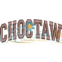 Choctaw Arched 4x4 Satin Snap Shot
