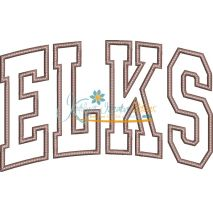 Elks Arched