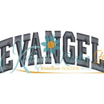 Evangel Arched 4x4 Satin Snap Shot