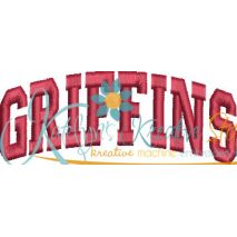 Griffins Arched 4x4 Satin Snap Shot