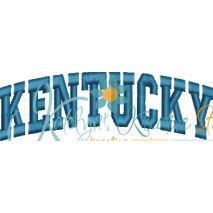 Kentucky Arched 4x4 Satin Snap Shot