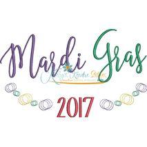 Mardi Gras 2017 Snap Shot