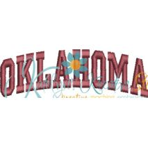 Oklahoma Arched 4x4 Satin Snap Shot