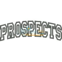 Prospects Arched Applique Snap Shot