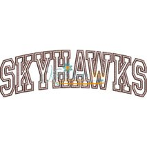 Skyhawks Arched