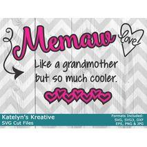 Memaw But Cooler