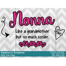 Nonna But Cooler