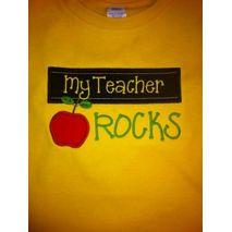 My Teacher Rocks