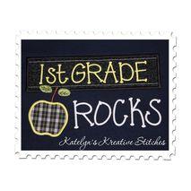1st Grade Rocks 2