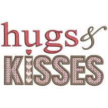 Hugs and Kisses Snap Shot