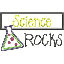 Science Rocks Snap Shot (5x7 and 6x10)