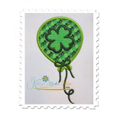 St Patty Day's Party Balloon