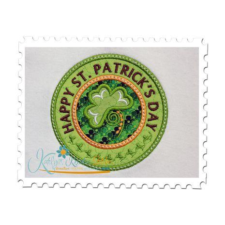 Irish Circle Applique
