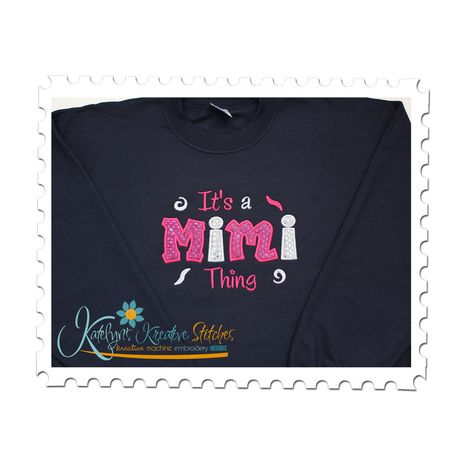 It's a Mimi Thing Multi Colors