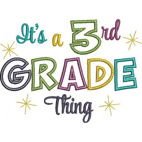 3rd Grade Thing