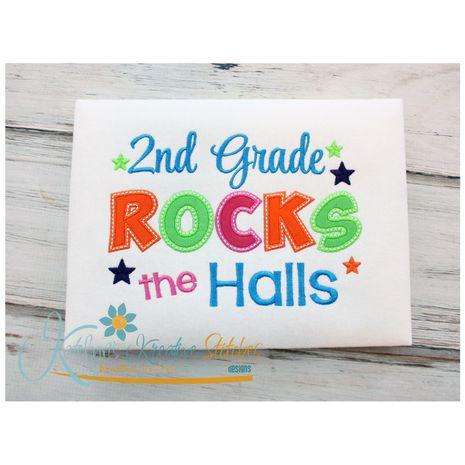 2nd Grade Rocks the Halls