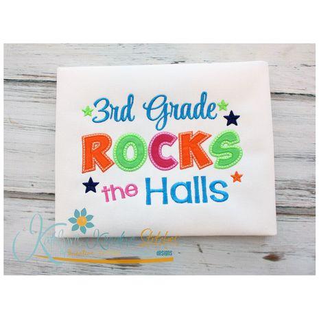 3rd Grade Rocks the Halls