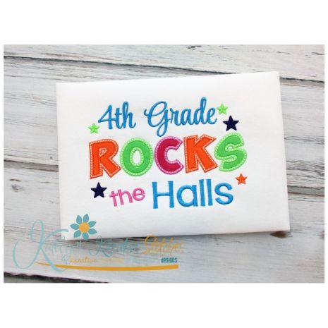 4th Grade Rocks the Halls