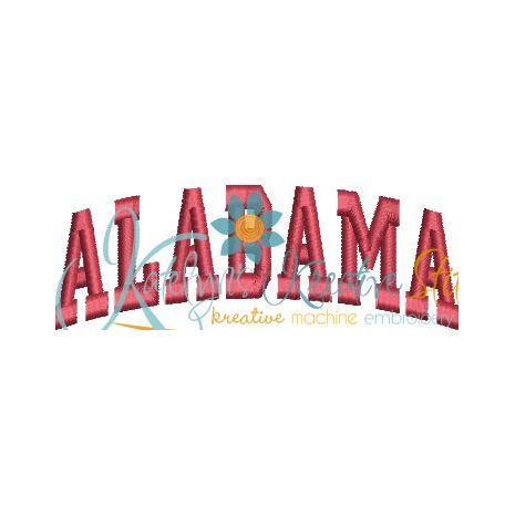 Alabama Arched 4x4 Satin Snap Shot